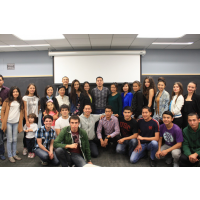 "Serikbay Bisekeev's lecture ""Formula for success"" at the University of Southern California (photo report)"